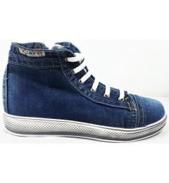 Ботинки 356, , 1697 грн., 356, E-sax, Джинсовая обувь