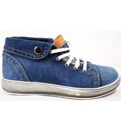 Ботинки 355, , 1697 грн., 355, E-sax, Джинсовая обувь