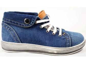 Ботинки 355 E-sax, Джинсовая обувь