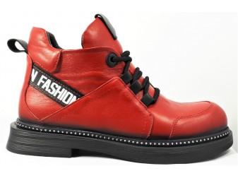 Ботинки 318-1 SS(sherlock soon), Женская обувь