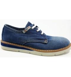 Джинсовые туфли 100-M2