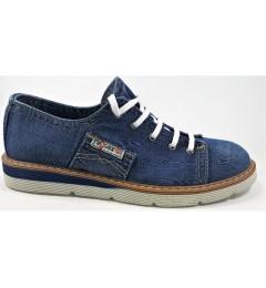 Джинсовые Туфли, , 1636 грн., 102-M2, E-sax, Джинсовые туфли