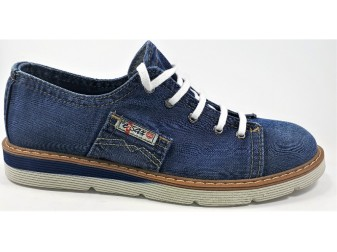 Джинсовые туфли 102-M2 E-sax, Мужская обувь