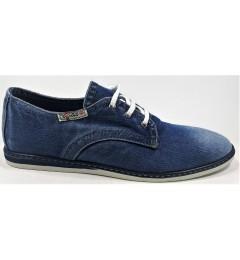 Джинсовые туфли 100-M1, , 1636 грн., Джинсовые туфли 100-M1, E-sax, Мужская обувь