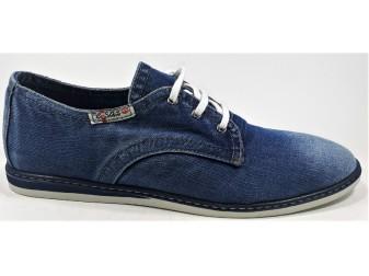 Джинсовые туфли 100-M1 E-sax, Мужская обувь