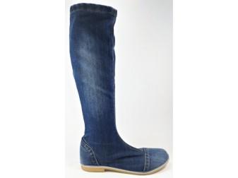 Сапоги 315-39 Ersax, Джинсовая обувь