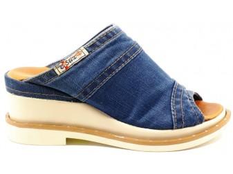 Сабо 1106-S8 Ersax, Джинсовая обувь