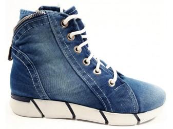 Ботинки00003 StarBluemoon, Джинсовая обувь