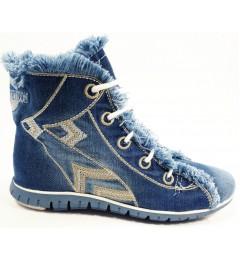 Ботинки 1057, , 1788 грн., Ботинки 1057, StarBluemoon, Кеды