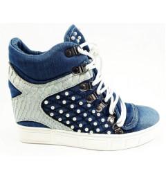 Сникерс00007, , 2353 грн., Сникерс00005, StarBluemoon, Джинсовая обувь