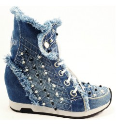 Сникерс00006, , 2353 грн., Сникерс00006, StarBluemoon, Джинсовая обувь