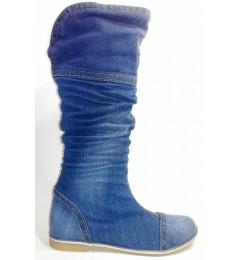 Сапоги 340-39, , 1793 грн., 340-39, Ersax, Джинсовая обувь