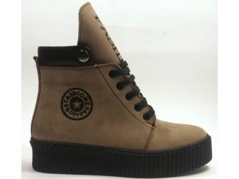 Ботинки 1632-04 Ersax, Женская обувь