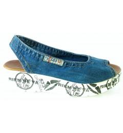 Босоножки 1040-Z13, , 1232 грн., 1040-Z13, Ersax, Джинсовая обувь