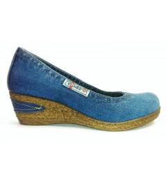 Туфли 500-78, , 1176 грн., 500-78, Ersax, Джинсовая обувь