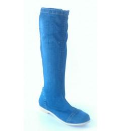 Сапоги 315-39, , 1793 грн., 315-39, Ersax, Джинсовая обувь