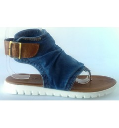 Босоножки 2014-S2, , 1401 грн., 2014-S2, Ersax, Джинсовая обувь