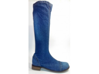 Сапоги 315-63 Ersax, Джинсовая обувь
