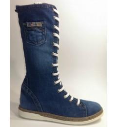 Сапоги 300-n3, , 1793 грн., 300-n3, Ersax, Джинсовая обувь