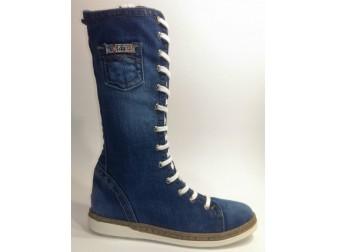 Сапоги 300-n3 Ersax, Джинсовая обувь