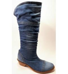 Сапоги 340-k01-j1, , 1905 грн., 340-k01-j1, Ersax, Джинсовая обувь
