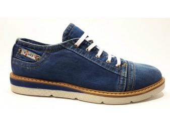 Джинсовые туфли 107-M2 Ersax, Мужская обувь