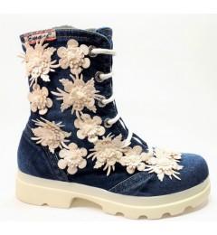 Ботинки, , 1879 грн., 10-09-8527, Emani jeans, Ботинки