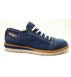 Джинсовые Туфли, , 1515 грн., 107-M2, Ersax, Джинсовые туфли