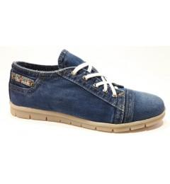 Джинсовые Туфли, , 1455 грн., 107-M6, Ersax, Джинсовые туфли