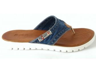 Вьетнамки 1055-s2 Ersax, Джинсовая обувь