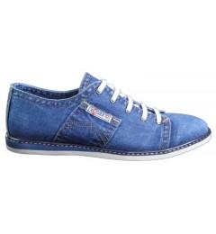 Джинсовые туфли 102-M1