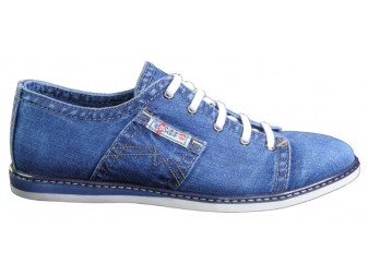 Джинсовые Туфли Ersax, Мужская обувь