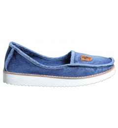 Мокасины 335-100ROK, , 1261 грн., 335-100ROK, SS(sherlock soon), Джинсовая обувь