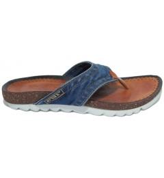 сандалеты, , 1120 грн., 1055-D2, Ersax, Джинсовая обувь