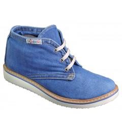 Ботинки, , 1401 грн., 336-03, E-sax, Джинсовая обувь
