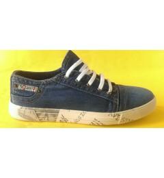 Джинсовые Туфли, , 1515 грн., 107-R, Ersax, Джинсовые туфли
