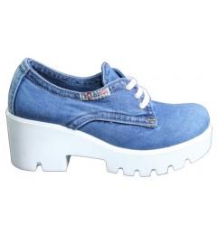 Туфли 550- b, , 1317 грн., 550B, Ersax, Джинсовая обувь