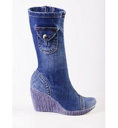 Сапоги 46-09-013, , 1818 грн., Сапоги 46-09-013, Emani jeans, Сапоги