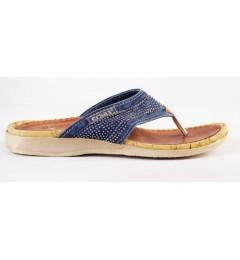 Вьетнамки, , 1061 грн., 1055, E-sax, Джинсовая обувь