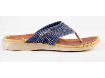 Вьетнамки E-sax, Джинсовая обувь