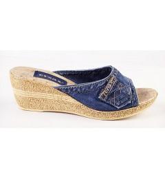 Сабо, , 1061 грн., 1034-73, E-sax, Джинсовая обувь